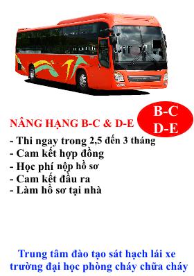 Nang hang xe